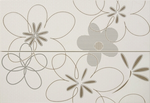 Декор Swing Kit Clematis Blanco 40*58