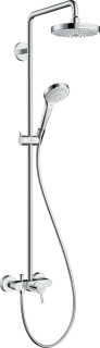 Croma Select S Showerpipe 180 2jet Душевая система HANSGROHE 27255400
