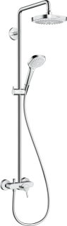 Croma Select E Showerpipe 180 2jet Душевая система HANSGROHE 27258400